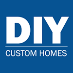 DIY Custom Homes Logo